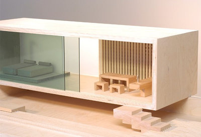 Over-the-Top Modern Dollhouses