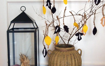 DIY: Create a Dream Tree for Fall