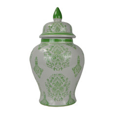 Diamondville Ceramic Jar
