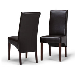 Transitional Dining Chairs by Simpli Home Ltd.