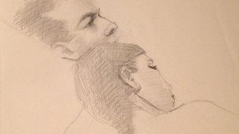 Life drawing of 2