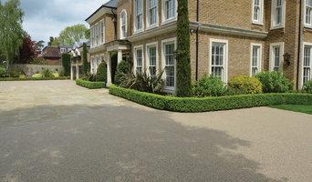 Resin Bound Driveway, Epsom, Surrey