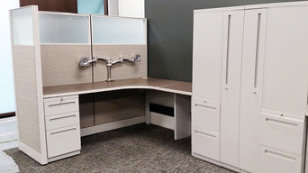 Systems Furniture Installs