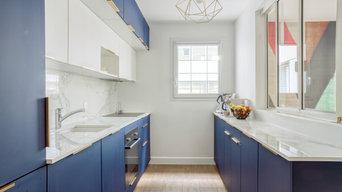 Rénovation appartement Paris 75004