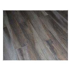 Dekorman Premium AC4 Laminate Flooring, 13.28 Sq. ft., Wood Ash Oak