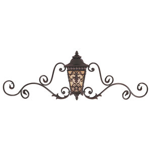 Savoy House Europe Bientina Framed Outdoor Sconce