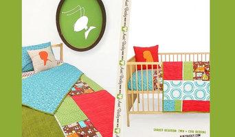 Shared Bedroom Ideas: Twin + Crib Bedding