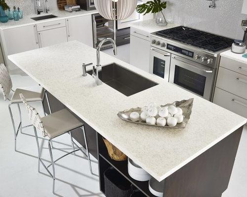 DuPont Corian Quartz Countertop - Kitchen Countertops