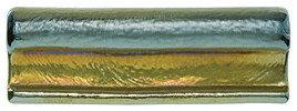 Iridescent Green Glass Chairrail - Tile