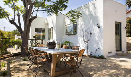 Houzz Tour: Beauty Restored to a 1930s Spanish Colonial Revival Home