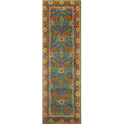 Traditional Hall And Stair Runners by Bashian