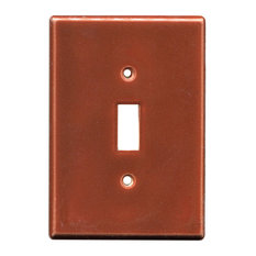 Clay Squared Csi Switch Plates Nutmeg And Outlet Covers