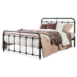 Industrial Platform Beds by Baxton Studio