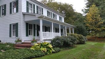 Porch Rennovation Jarrettsville MD