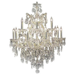 Beautiful Traditional Chandeliers by Gallery