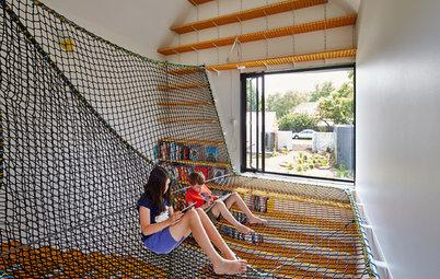 Casas Houzz: El lúdico hogar ideado por dos hermanos mellizos de 8 años