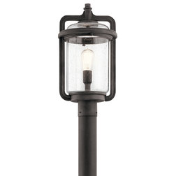 Transitional Post Lights by Mylightingsource