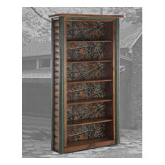 Florida Ranch 6' Bookcase Camo Back 85347210-B-T