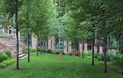 Проект недели: Сад в Барвихе по британскому проекту
