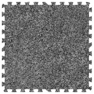 12 13 Quot X12 13 Quot Clickbase Raised Snap Together Carpet Tiles
