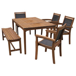 Contemporary Outdoor Dining Sets by Outdoor Interiors