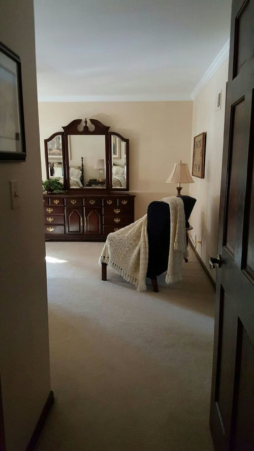 Master Bedroom Furniture Placement