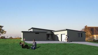 Maison neuve Saint Vougay