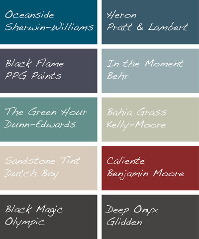 Will These 10 Colors Be Big in 2018?