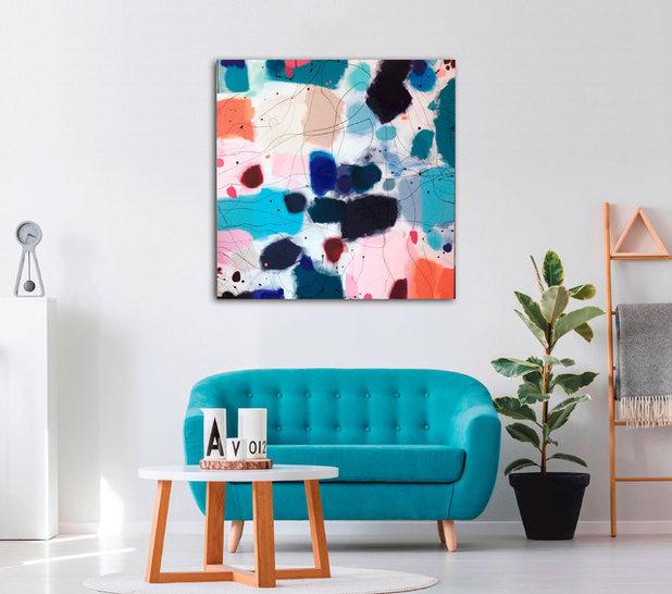 TREND: Sådan pifter du hjemmet op med vandfarver og akvareller
