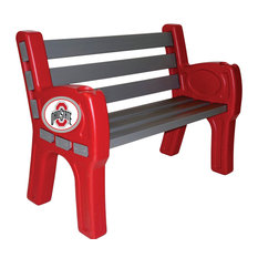 Ohio State Park Bench