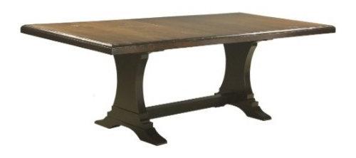 Trestle Double Pedestal Or Legs For Rectangular Table