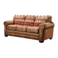 American Furniture Clics Sierra Lodge Sleeper Sofa Sofas