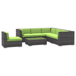 Tropical Outdoor Lounge Sets by Urban Furnishing