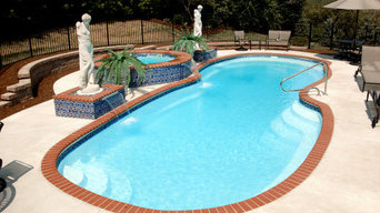 Economical & Beautiful Outdoor Pool Decks