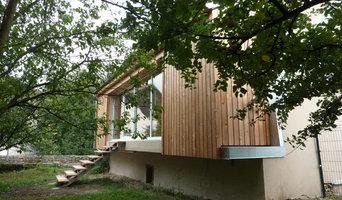 Appartement > réhabilitation et extension en ossature bois