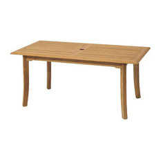 """71"""" Rectangle Dining Outdoor Teak Table"""