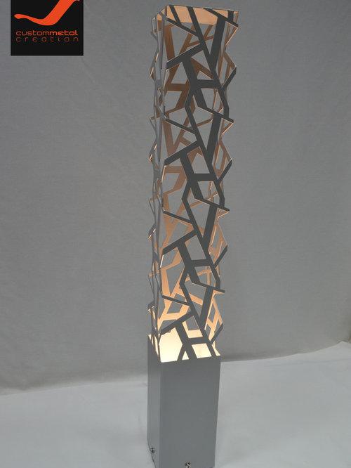 Lampe Extérieure/Intérieure - Lampe à Poser