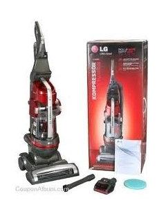 lg kompressor vacuum owners manual