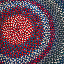 Enjoy the Tactile Beauty of Braided and Hooked Rugs