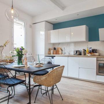 Projet ESCALE - L'appartement