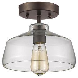 Transitional Flush-mount Ceiling Lighting by CHLOE Lighting, Inc.