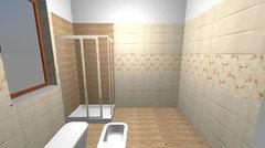 Ho bisogno di un consiglio sul rivestimento del bagno padronale