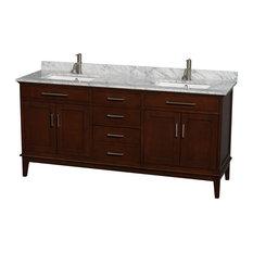 72 in. Eco-Friendly Double Bathroom Vanity