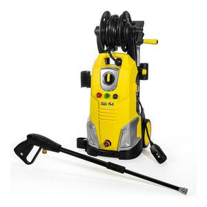 2000PSI 1.7 gpm Electric Pressure Washer Quick Nozzle Hose Reel Soap Dispenser