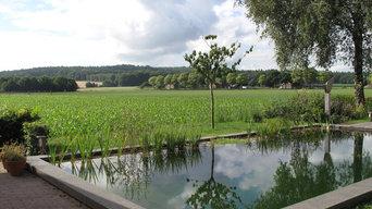 Landscape garden Ommeland