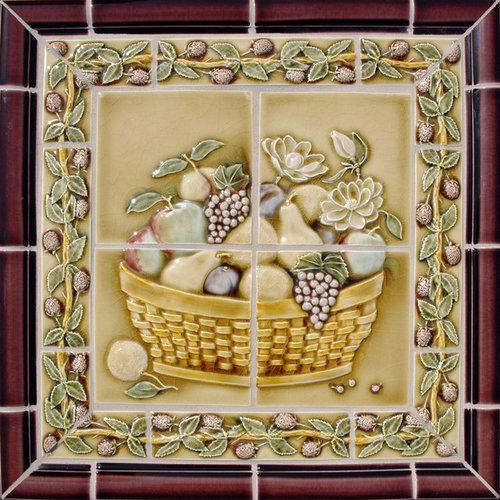Decorative Relief Tile Ideas