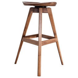 Midcentury Bar Stools And Counter Stools by Marco Bogazzi