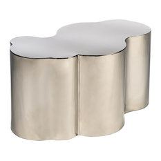 Kate Cofee Table, Silver