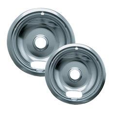 Range Kleen Style A Drip Pan, Set of 2