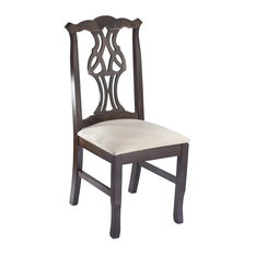 Chippendale Side Chair in Walnut